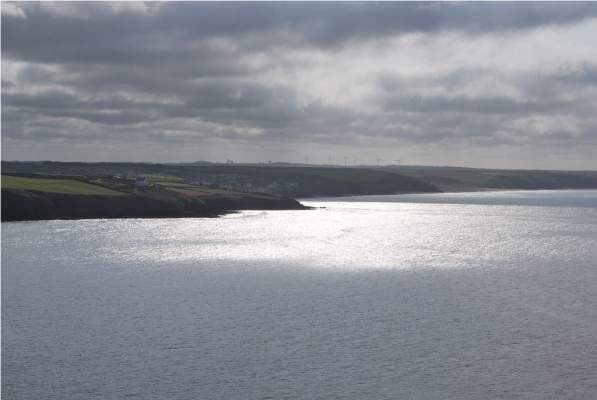 View from Rinsey Head
